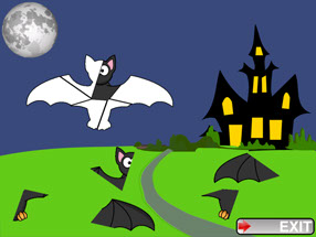 iPad Halloween App Toddler Puzzles for Kids